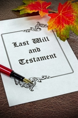 """Last Will And Testament"" by Mister GC courtesey of freedigitalphotos.net"